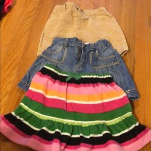 Other - 3 Skirts